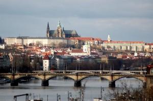 Pražský hrad- jedna z dominánt Prahy