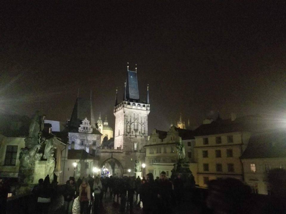 Praha/Alessia Vargová/